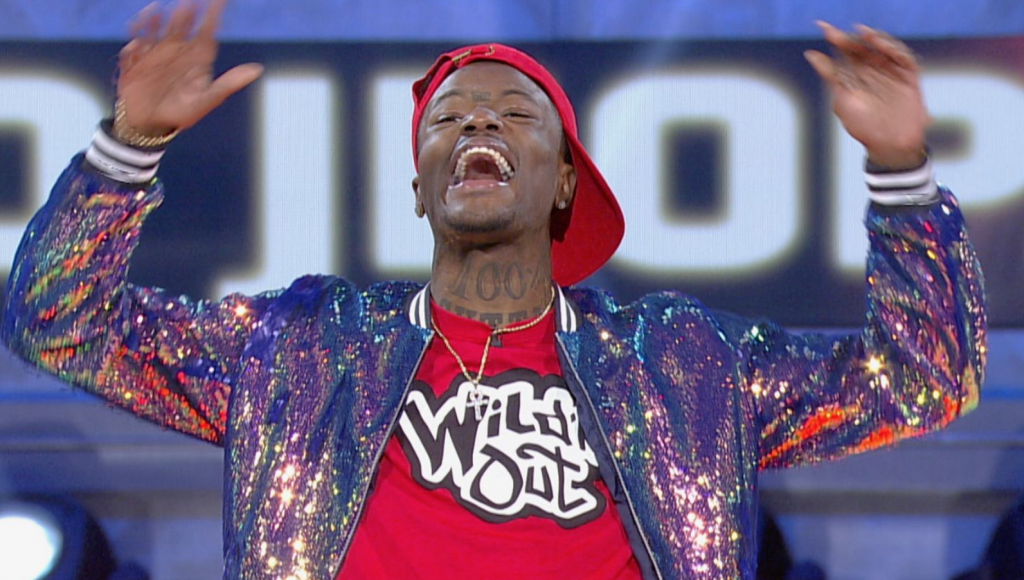 DcYoungFly in Wild N Out
